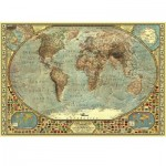 Puzzle  Perre-Anatolian-3935 World Map
