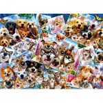 Puzzle  Perre-Anatolian-3947 Selfie Pet Collage