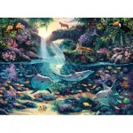 Puzzle  Perre-Anatolian-4908 Jungle Paradise