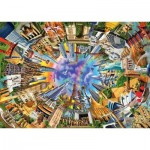Puzzle  Perre-Anatolian-4916 360 World