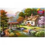 Puzzle  Perre-Anatolian-4917 Rose Cottage