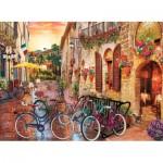 Puzzle   Biking in Tuscany