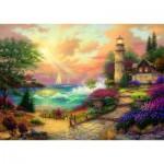 Puzzle   Chuck Pinson - Seaside Dreams