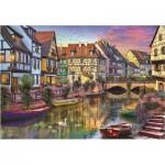 Puzzle   Colmar Canal