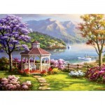 Puzzle   Crystal Lake Retreat