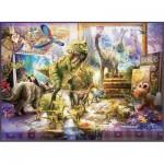 Puzzle   Dino Toys Come Alive
