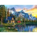 Puzzle   Dominic Davison - Sunset Cabin