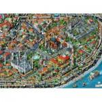 Puzzle   Fractal Istanbul