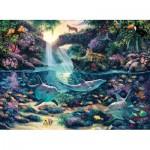Puzzle   Jungle Paradise
