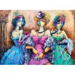 Puzzle   Ladies Party