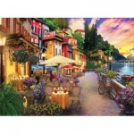 Puzzle   Lake Como