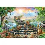 Puzzle   Les escaliers du Paradis
