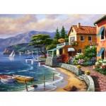 Puzzle   Paradise Retreat