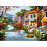 Puzzle   Quaint Village Shops