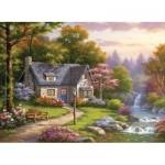 Puzzle   Stonybrook Falls Cottage
