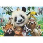 Puzzle   Zoo Selfie