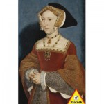 Puzzle  Piatnik-5340 Hans Holbein : Jane Seymour