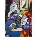 Puzzle  Piatnik-5341 Picasso : Femme au livre