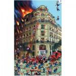 Puzzle  Piatnik-5354 Ruyer - Les pompiers