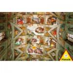 Puzzle  Piatnik-5393 Michel Ange : La Chapelle Sixtine