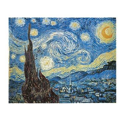 Puzzle Piatnik-5403 Van Gogh : La nuit étoilée