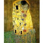 Puzzle  Piatnik-5459 Klimt Gustav : Le baiser