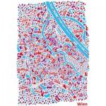 Puzzle  Piatnik-5484 Vianina - Vienne