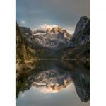 Puzzle  Piatnik-5493 Lac de Montagne
