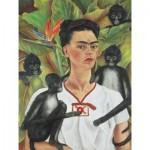 Puzzle  Piatnik-5509 Frida Kahlo - Autoportrait