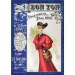 Puzzle  Piatnik-5525 Bon Ton Magazine Cover 1903