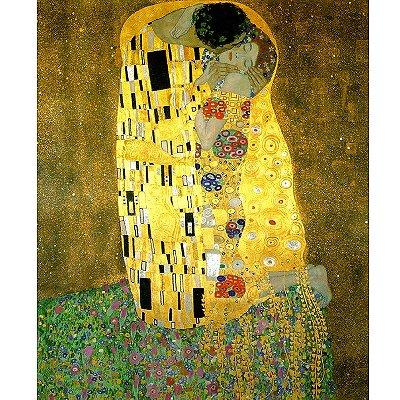Piatnik-5575 Puzzle Métallique - Klimt : Le Baiser