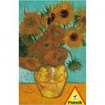 Puzzle  Piatnik-5617 Van Gogh : Les tournesols