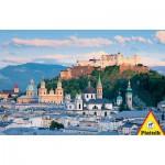 Puzzle  Piatnik-5645 Autriche, Salzburg