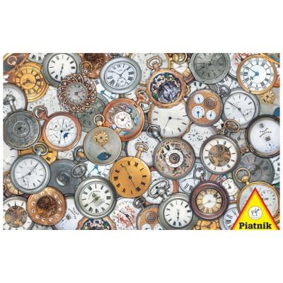 Puzzle Piatnik-5680 Montres de poches