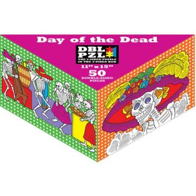 Pigment-and-Hue-DBLDOD-00802 Puzzle Double Face - Jour de la mort