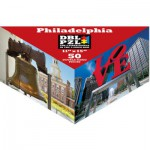 Pigment-and-Hue-DBLPHL-00817 Puzzle Double Face - Philadelphie