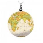 Pintoo-A2843 Porte-clé Puzzle 3D - Globe