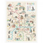 Puzzle   Go! Taipei Metro