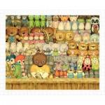 Pintoo-H1010 Puzzle en Plastique - Smart - Cool Bears Toyshop