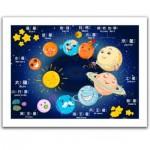 Pintoo-H1496 Puzzle en Plastique - Sweet Universe