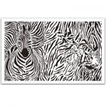 Pintoo-H1549 Puzzle en Plastique - Extrême Puzzle : Animal Print