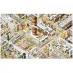 Pintoo-H1775 Puzzle en Plastique - Smart - The Office