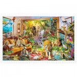 Pintoo-H1800 Puzzle en Plastique - Jan Patrik Krasny - Coming to Room
