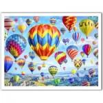 Pintoo-H2085 Puzzle en Plastique - Lars Stewart - Hot Air Balloon Festival