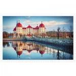 Puzzle  Pintoo-H2174 Moritzburg Castle, Germany