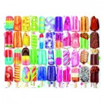 Puzzle  Pintoo-H2199 Lars Stewart - Frosty Summer Treats