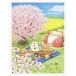Puzzle  Pintoo-H2221 ちっぷ - Cherry Blossom Picnic Day