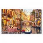 Puzzle  Pintoo-H2248 Dominic Davison - Venetian Sunset Showpiece