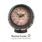 Puzzle 3D Clock - Forever Lasting