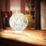 Puzzle 3D - Sphere Light - Purple Globe
